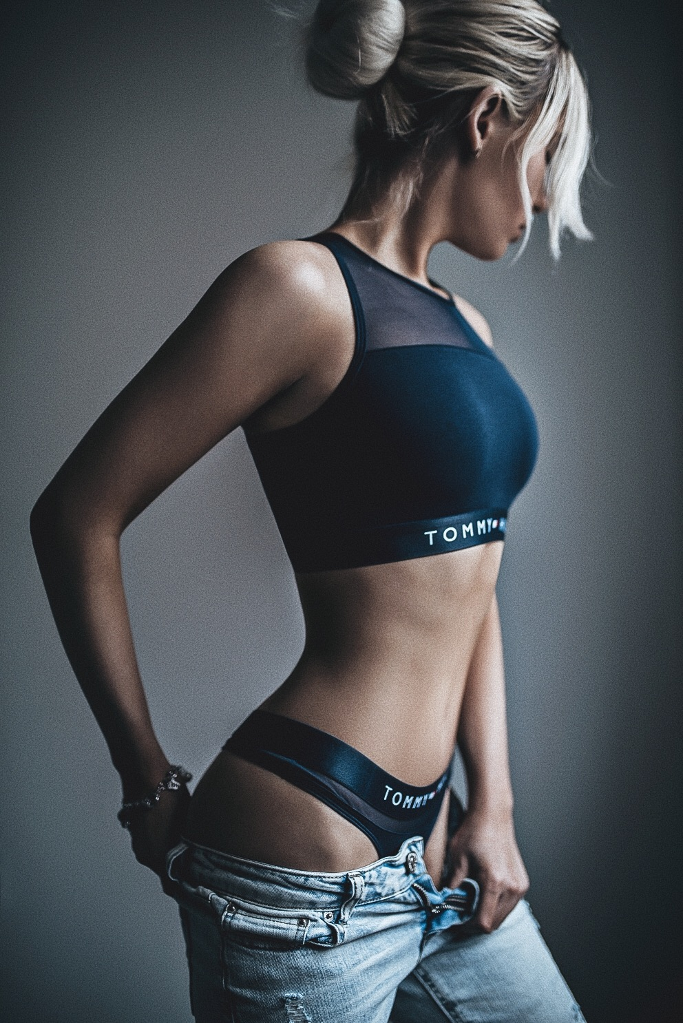 Oksana - Blog - Tommy Sheer Flex Blue