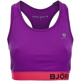 Wen Sports Bra, Purple