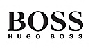 BOSS Degrade Logo Cotton Crew Neck T-Shirt with UV Protection, White