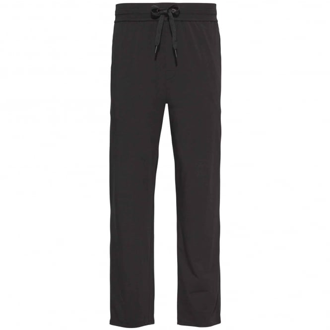 Calvin Klein Black Modal PJ Pants, Black