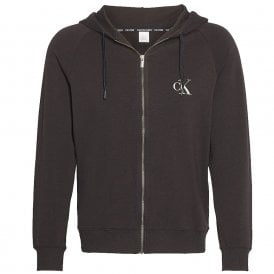 CK ONE Full Zip Hoodie, Black