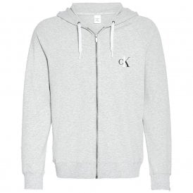 CK ONE Full Zip Hoodie, Grey