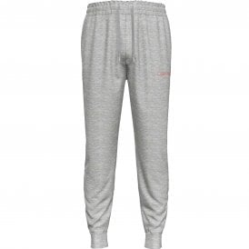 CK One Jogger, Heather Grey/Red Logo