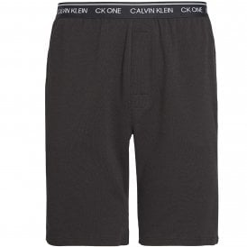 CK One Pyjama Shorts, Black