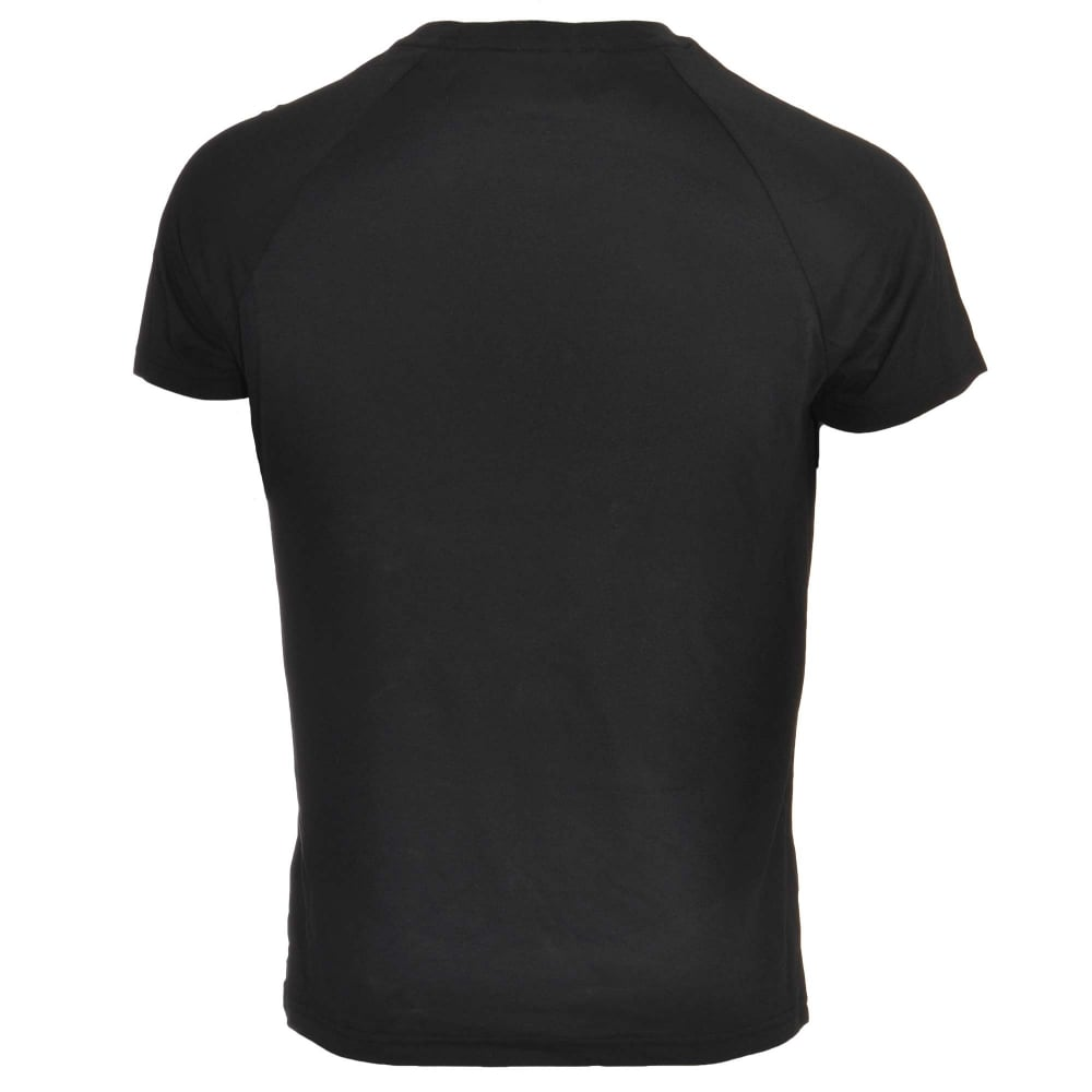 b64bc85d95db Calvin Klein Core Logo Tape Relaxed Crew Neck T-Shirt