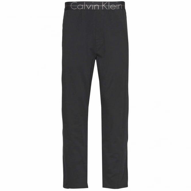 Calvin Klein Focused Fit PJ Pants, Black