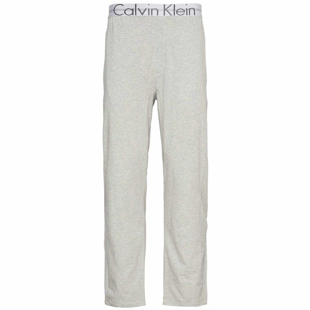 b2ba52437093 Calvin Klein Focused Fit PJ Pants Heather Grey