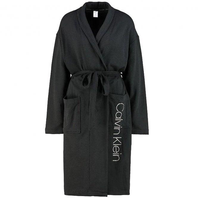 Calvin Klein Icon Robe, Black
