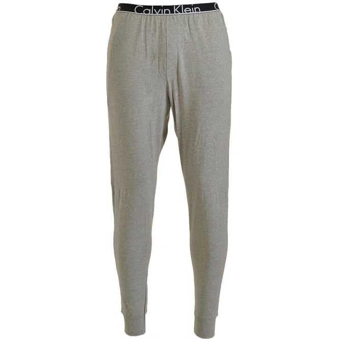 Calvin Klein ID Lounge Joggers, Heather Grey