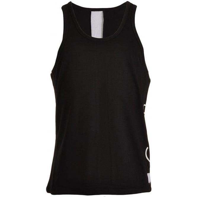 Calvin Klein ID Lounge Tank Top, Black