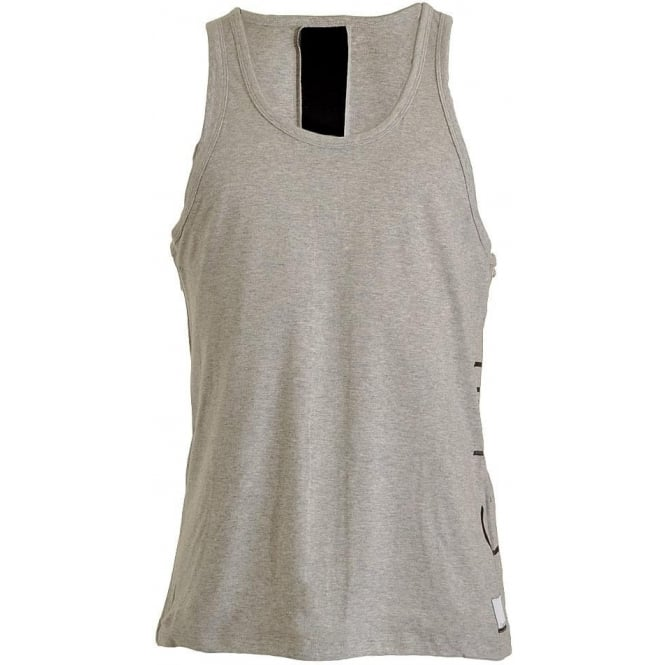 Calvin Klein ID Lounge Tank Top, Heather Grey