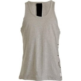 ID Lounge Tank Top, Heather Grey