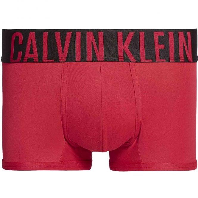 Calvin Klein Intense Power Low Rise Trunk, Downtown Pink