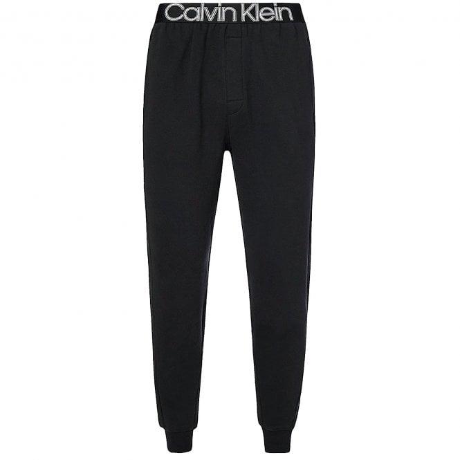 Calvin Klein Logo Jogger, Black