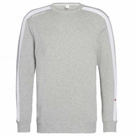 Long Sleeve Sweatshirt, Heather Grey