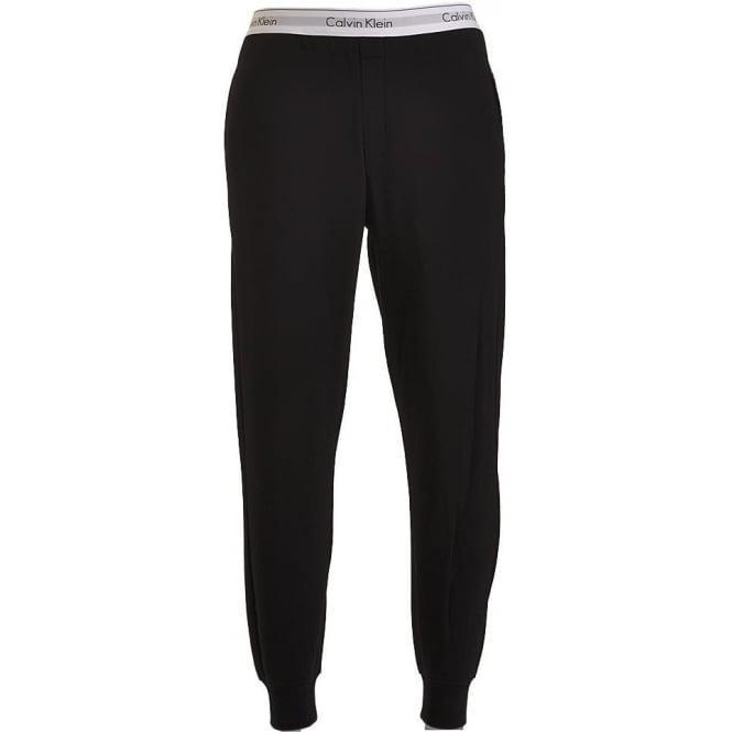 Calvin Klein Modern Cotton Joggers, Black