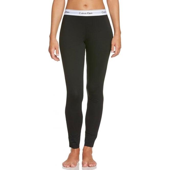 Calvin Klein Modern Cotton PJ Lounge Pant, Black