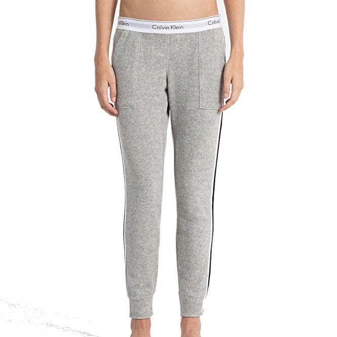 Calvin Klein Modern Cotton 'Retro' Jogger, Grey