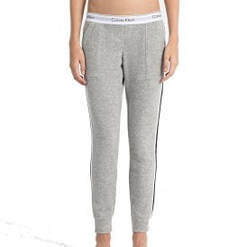 Modern Cotton 'Retro' Jogger, Grey