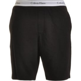 Modern Cotton Shorts, Black