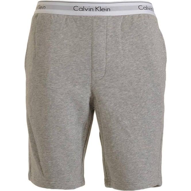 Calvin Klein Modern Cotton Shorts, Heather Grey