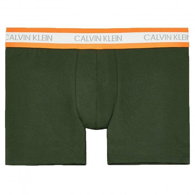 Calvin Klein Neon Cotton Stretch Boxer Brief, Duffel Bag / Orange
