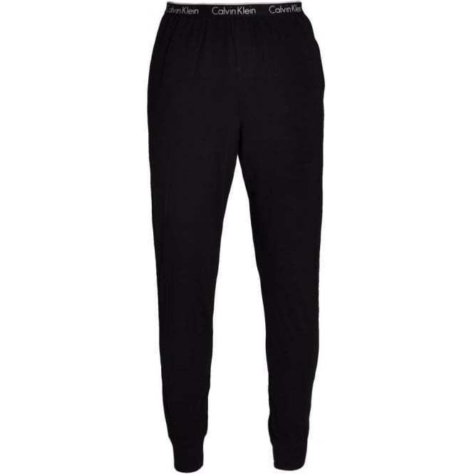 Calvin Klein One Cuffed PJ Lounge Pants, Black