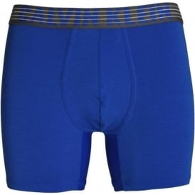 Performance Breathable Tech Boxer Brief, Muscari Blue