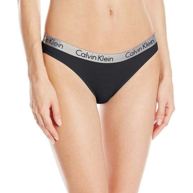 Calvin Klein Radiant Bikini Brief, Black