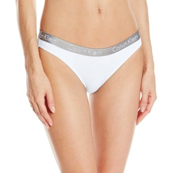 Calvin Klein Radiant Bikini Brief, White
