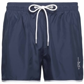 CK NYC Short Runner Swim Shorts, Blue Shadow