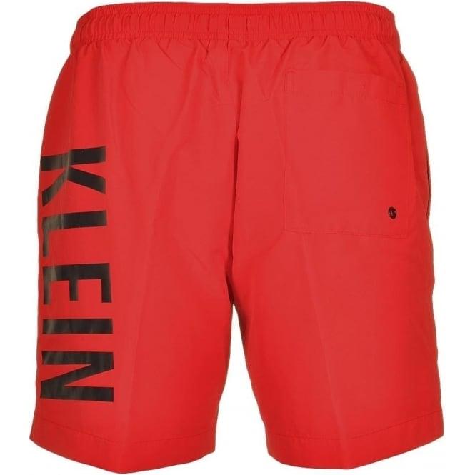 461091564c Intense Power Swim Shorts, Red