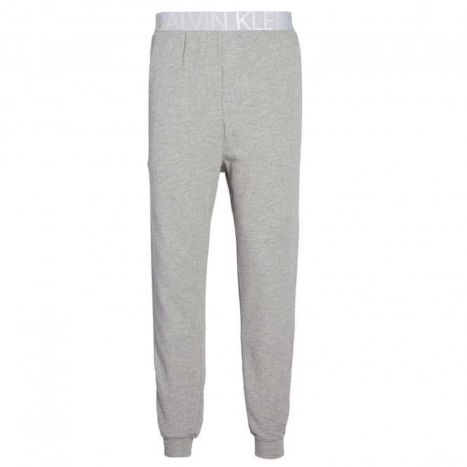 Calvin Klein Statement 1981 Joggers, Heather Grey