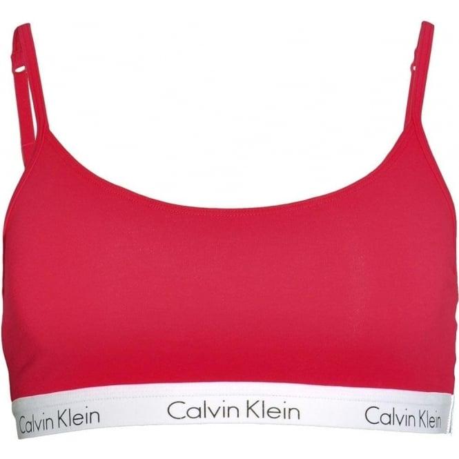 c3d591a679 Calvin Klein Women CK One Cotton Bralette Empower