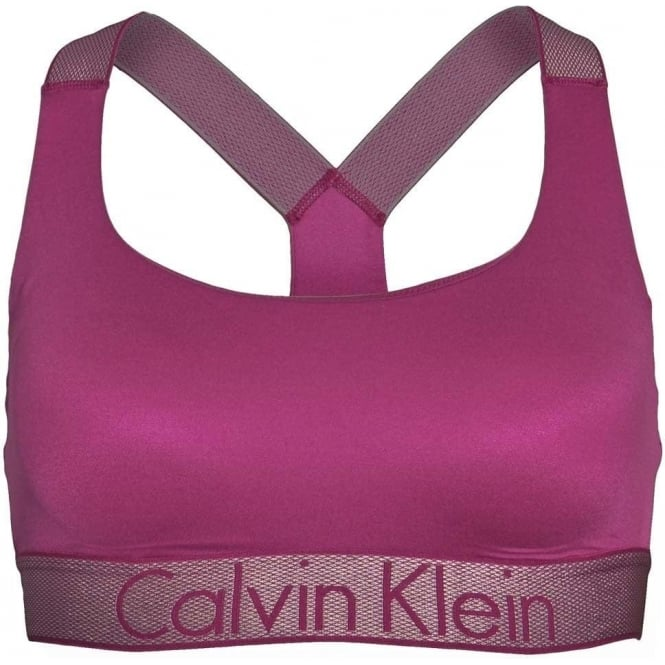 Calvin Klein Women Customized Stretch Bralette, Indulge