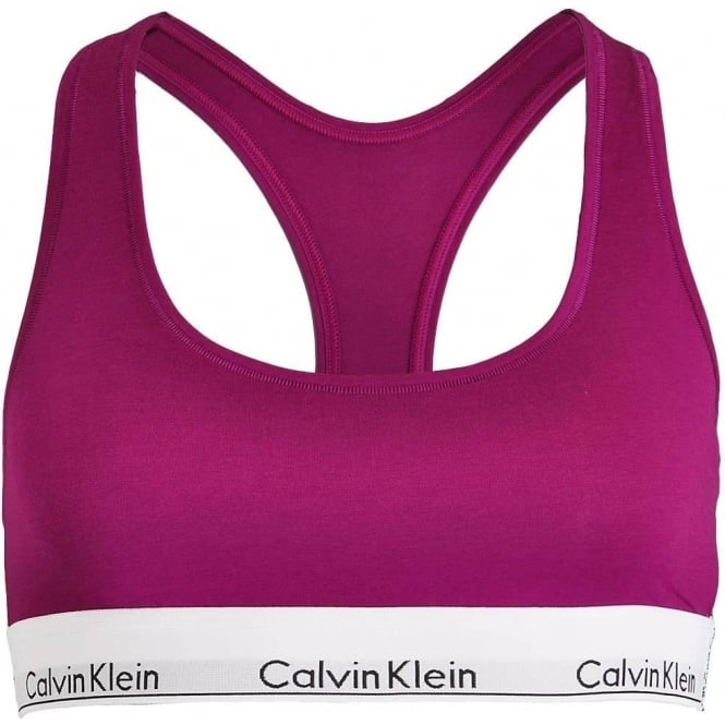 4b3d1099e2ff1 Calvin Klein Women Modern Cotton Bralette Fathom