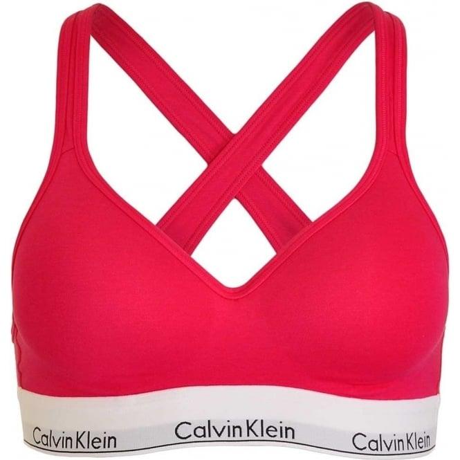 83234dc1af6 Calvin Klein Women Modern Cotton Bralette Lift Sultry