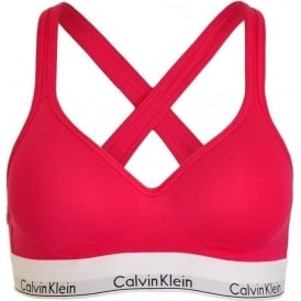 Modern Cotton Bralette Lift, Sultry