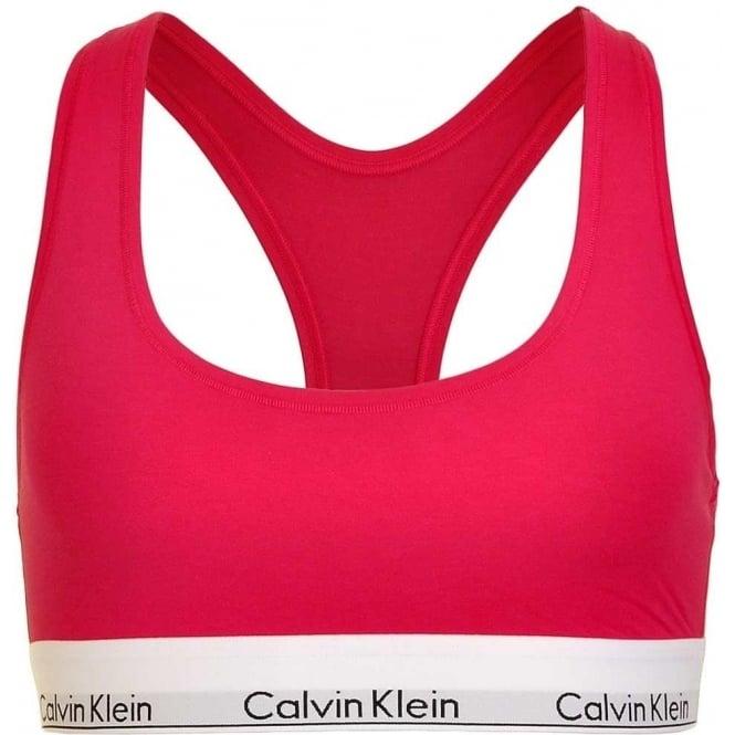 e7a828f1033 Calvin Klein Women Modern Cotton Bralette Sultry