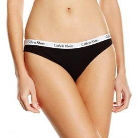Carousel Bikini Brief, Black
