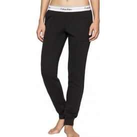 Modern Cotton Jogger, Black