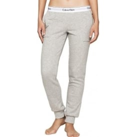 Modern Cotton Jogger, Grey