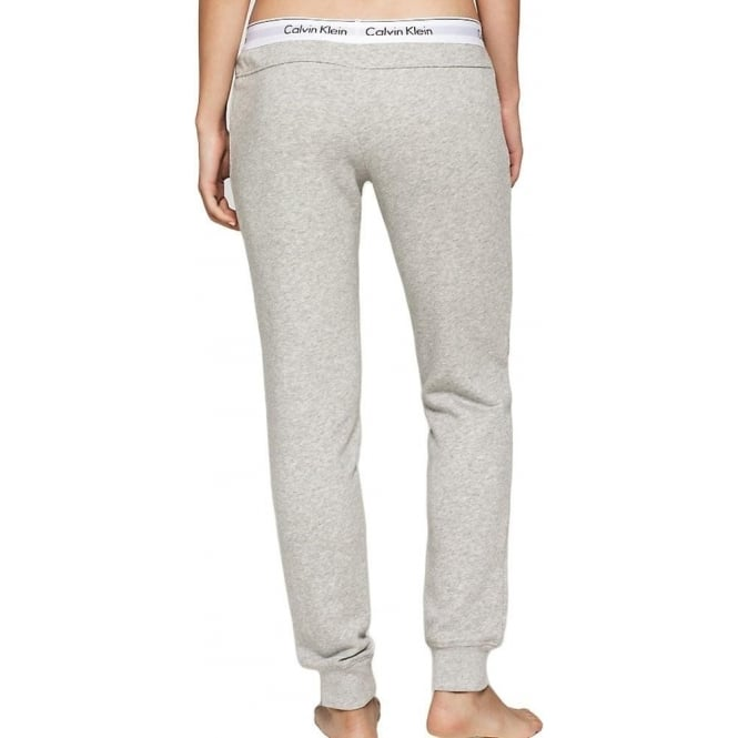Calvin Klein Womens Modern Cotton Jogger Grey 0edde6498