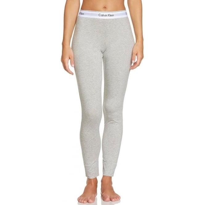 a1b3de77e4cc Calvin Klein Womens Modern Cotton PJ Lounge Pant Grey