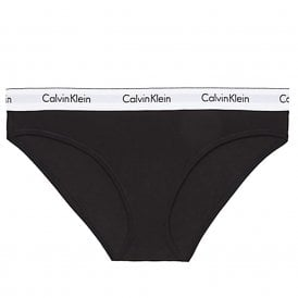 Modern Cotton Plus Bikini Brief, Black