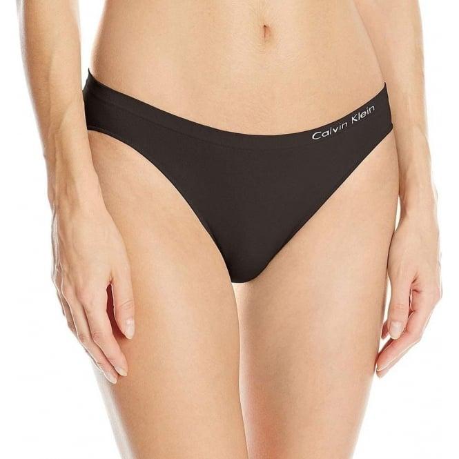 Calvin Klein Pure Seamless Bikini Brief, Black