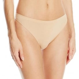 Pure Seamless Thong, Bare