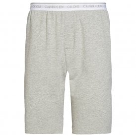 CK One Pyjama Shorts, Heather Grey