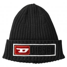 K-CODER-B CAP Beanie Hat, Black