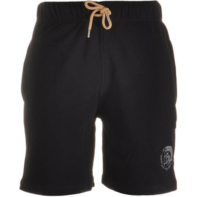 DIESEL Mohawk UMLB-Pan Shorts, Black